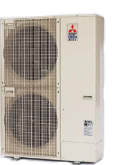 Double Fan Mitsubishi Unit